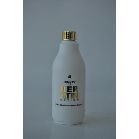DKA Bioactive Keratin Cream 4 Dikson 500 ml