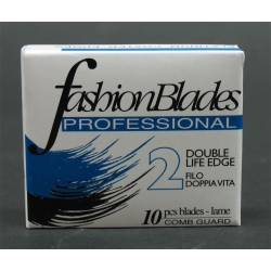 Fashion blades professional 10 pz