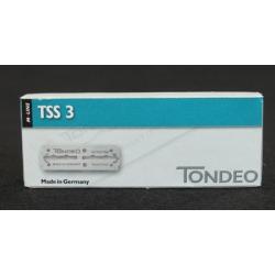 Lame Tondeo TSS 3 lunghe 10 pz