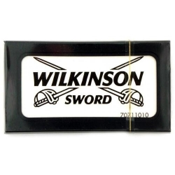 Lame Wilkinson Double Edge 5 pz