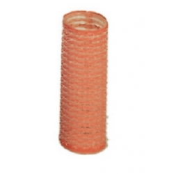 Bigodino adesivo 24mm rosa 12pz
