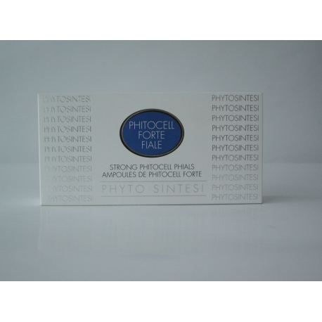 Fiale Phitocell Forte 20 x 10 ml