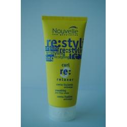 Crema lisciante Curl Relaxer Nouvelle 200ml